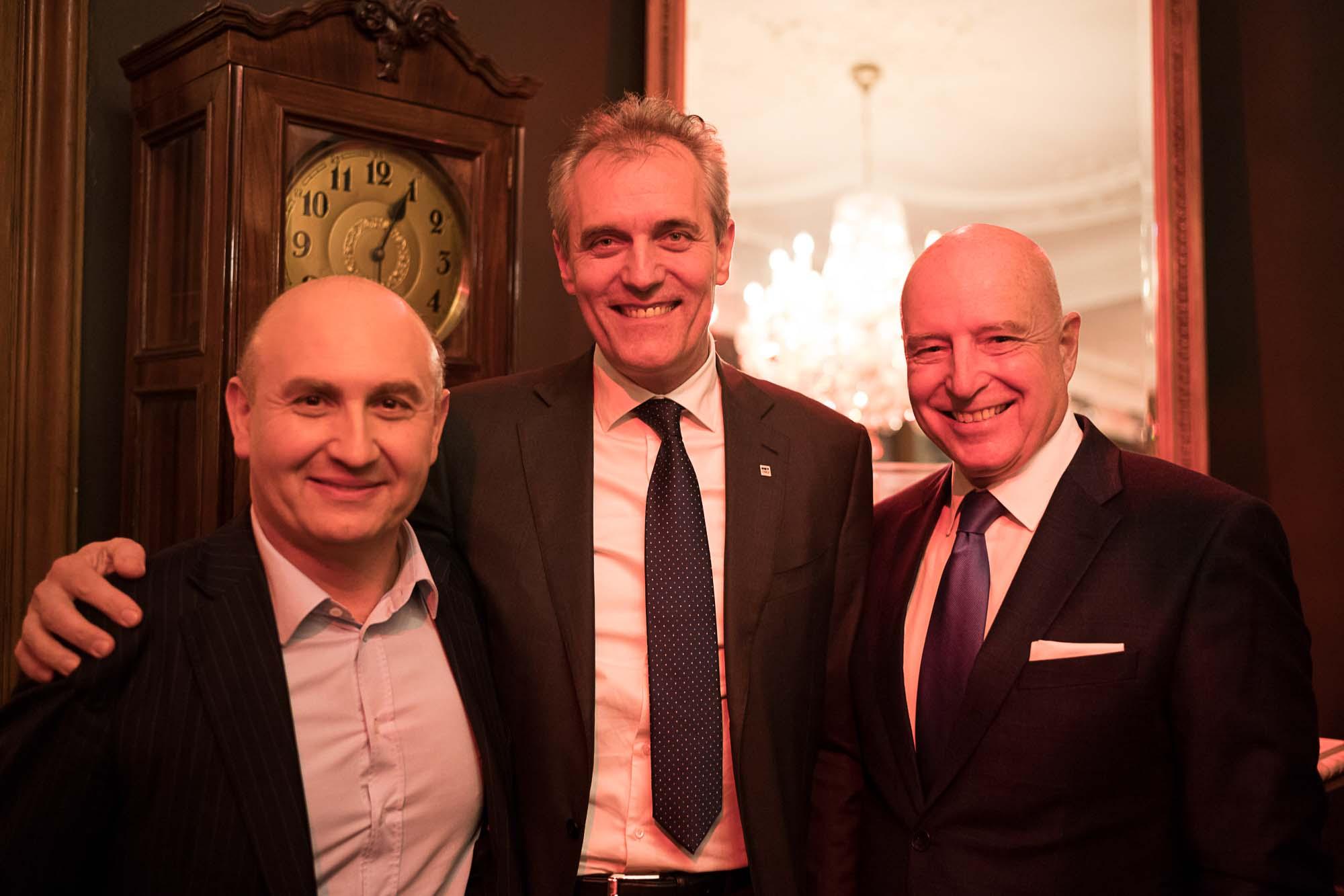 Neujahrsempfang mit Bürgermeister Dr. Michael Häupl