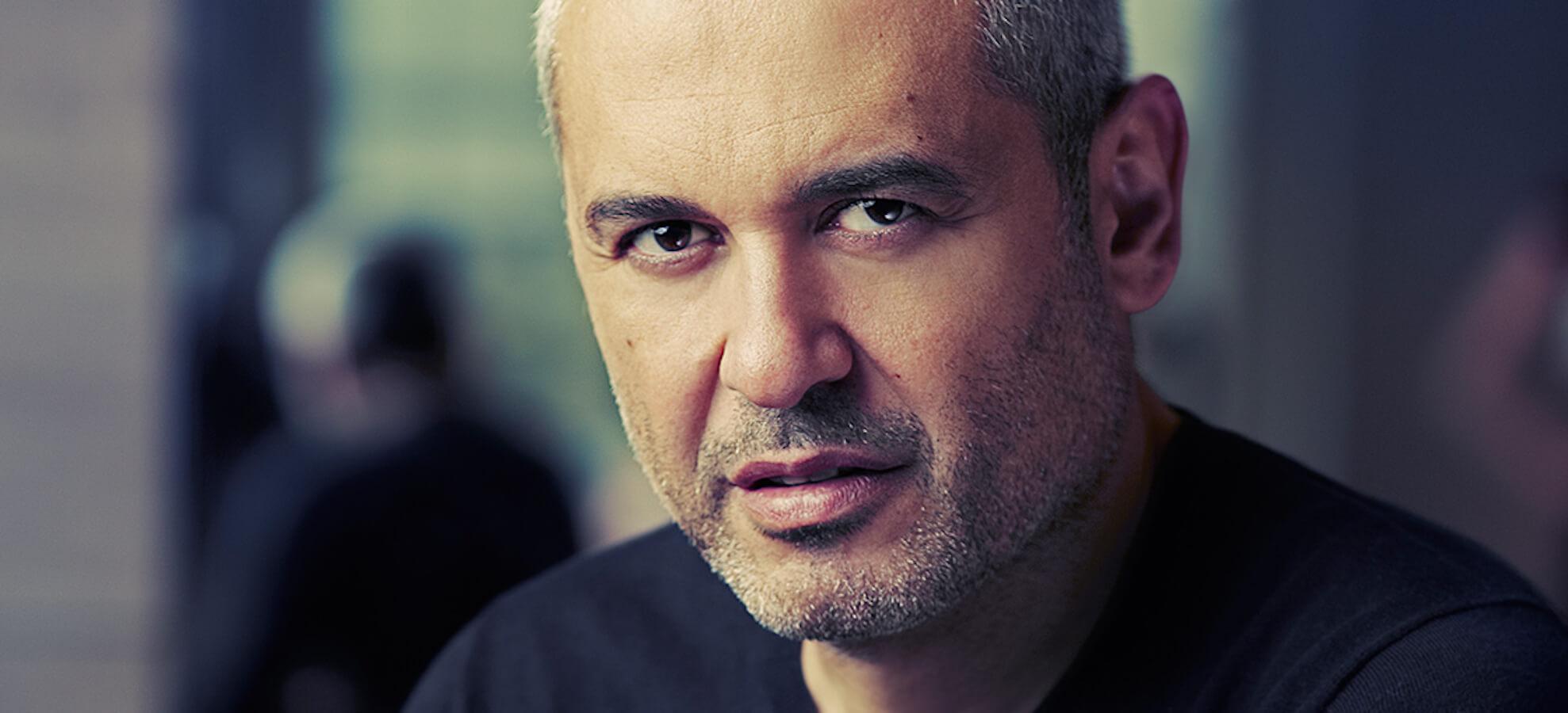 Portrait von Designer Elie Saab